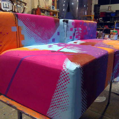 Special Project: Custom Furniture, Washington DC