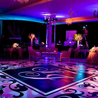 Custom Dance Floor, Washington D.C