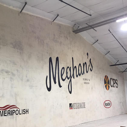 Meghan's Supply and Design, Fredericksburgh, VA.