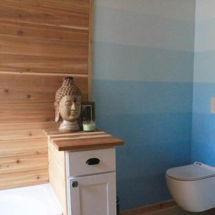 Buddha Bath, Berkeley Springs, WV.