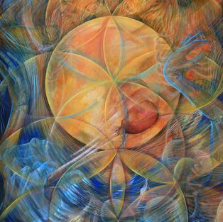 Flower of Life (sacred hoop)