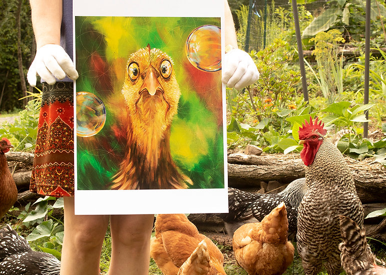 Resting Face print with chikens.jpg