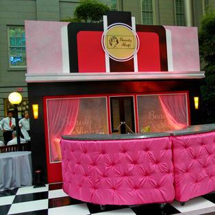 Special Project: Beauty Shop Set, Washington DC