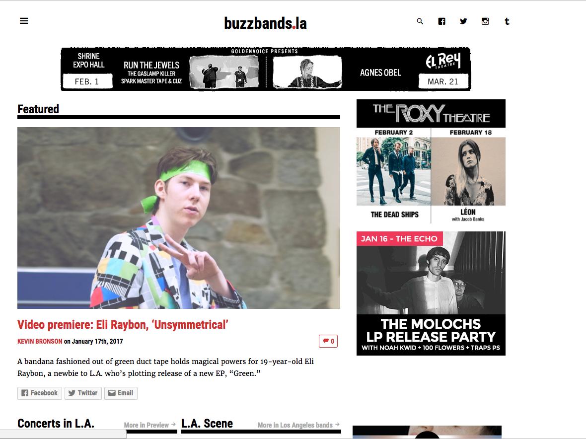 Buzzbands.la