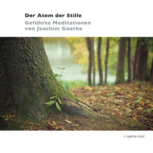 Atem der Stille CD Cover