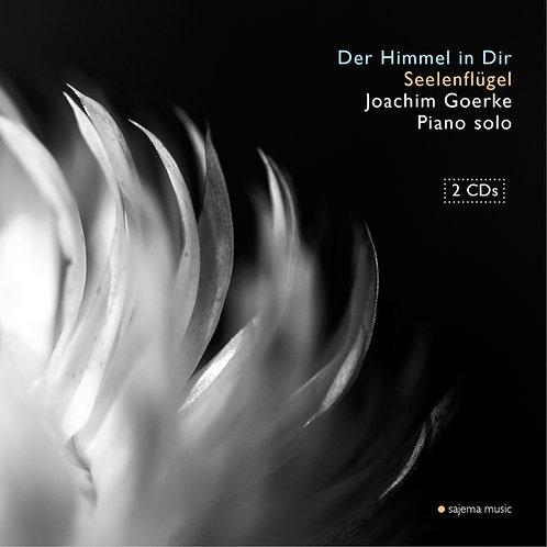 Piano Solo Doppel-CD Der Himmel in Dir & Seelenflügel