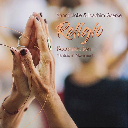 Religio Reconnection Joachim Goerke & Nanni Kloke  English Songs