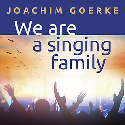 Cover we are a singing Family Version 2.