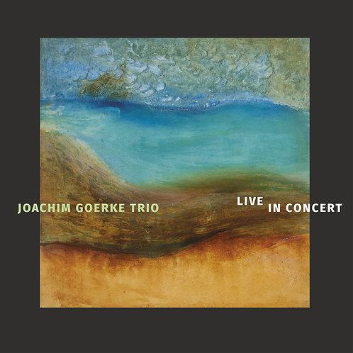 Joachim Goerke Trio live at the piano-church Lüneburg 2017