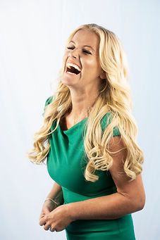 laughing green dress.jpg