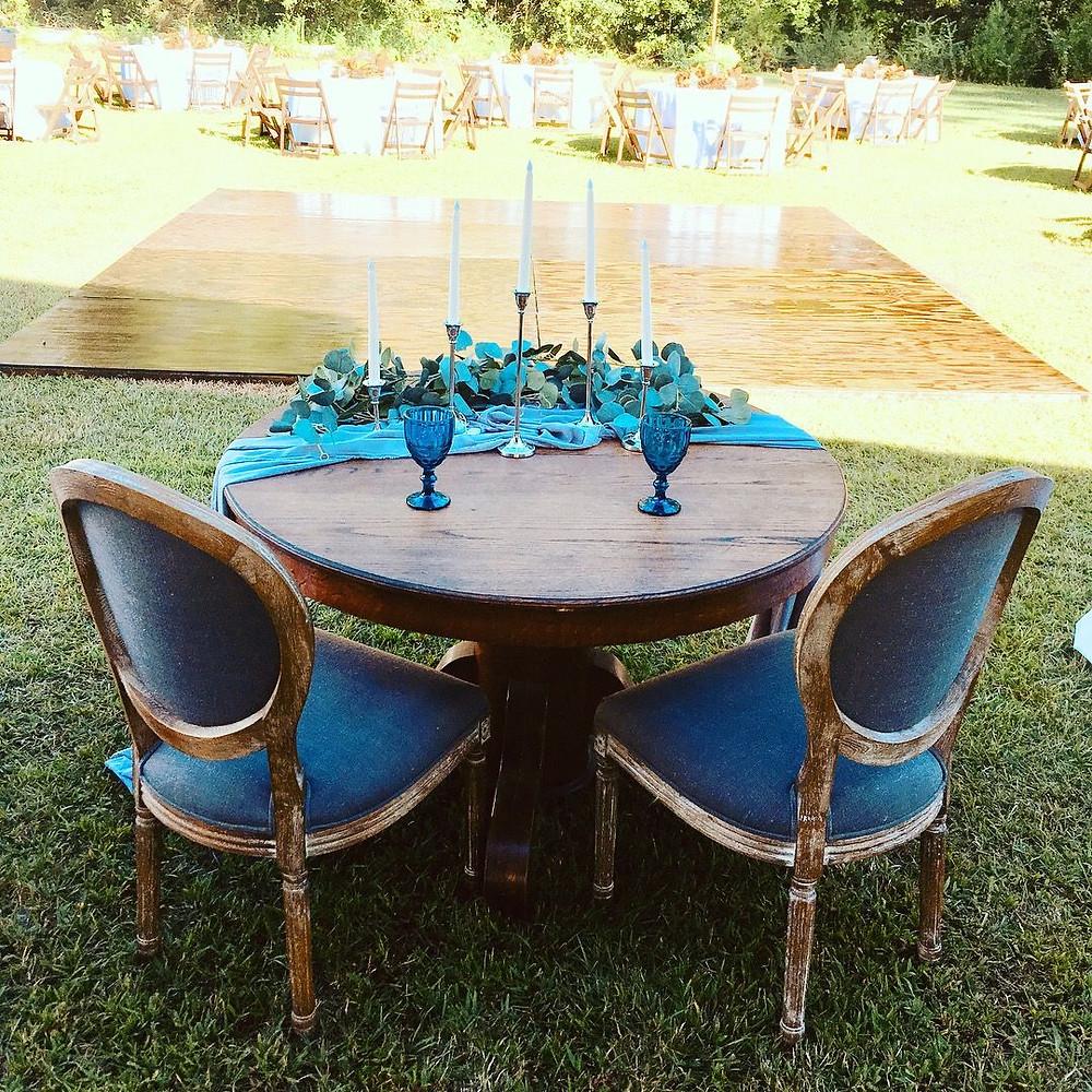 Hand Made Wedding Dance Floor