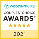 2021 Wedding Wire Badge