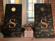 A Unique Wedding Guestbook