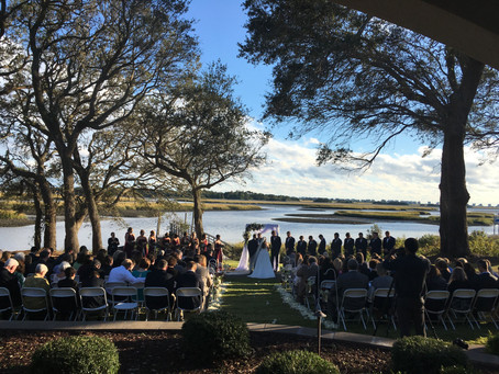 Salt Marsh Wedding Of Beauty