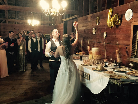 The McAlister's Perfect Winter Wedding