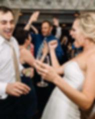 Wedding DJ at Wedding Reception