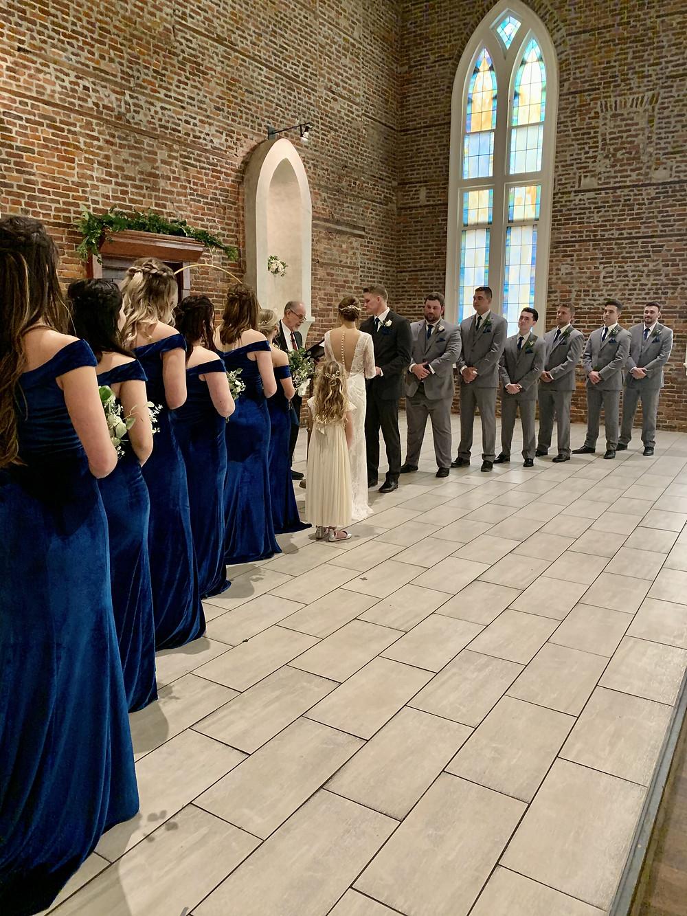 Beautiful Saint Thomas Wedding Ceremony
