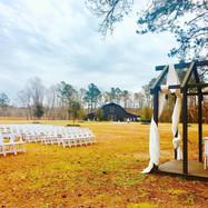 Barn Wedding In Leland NC