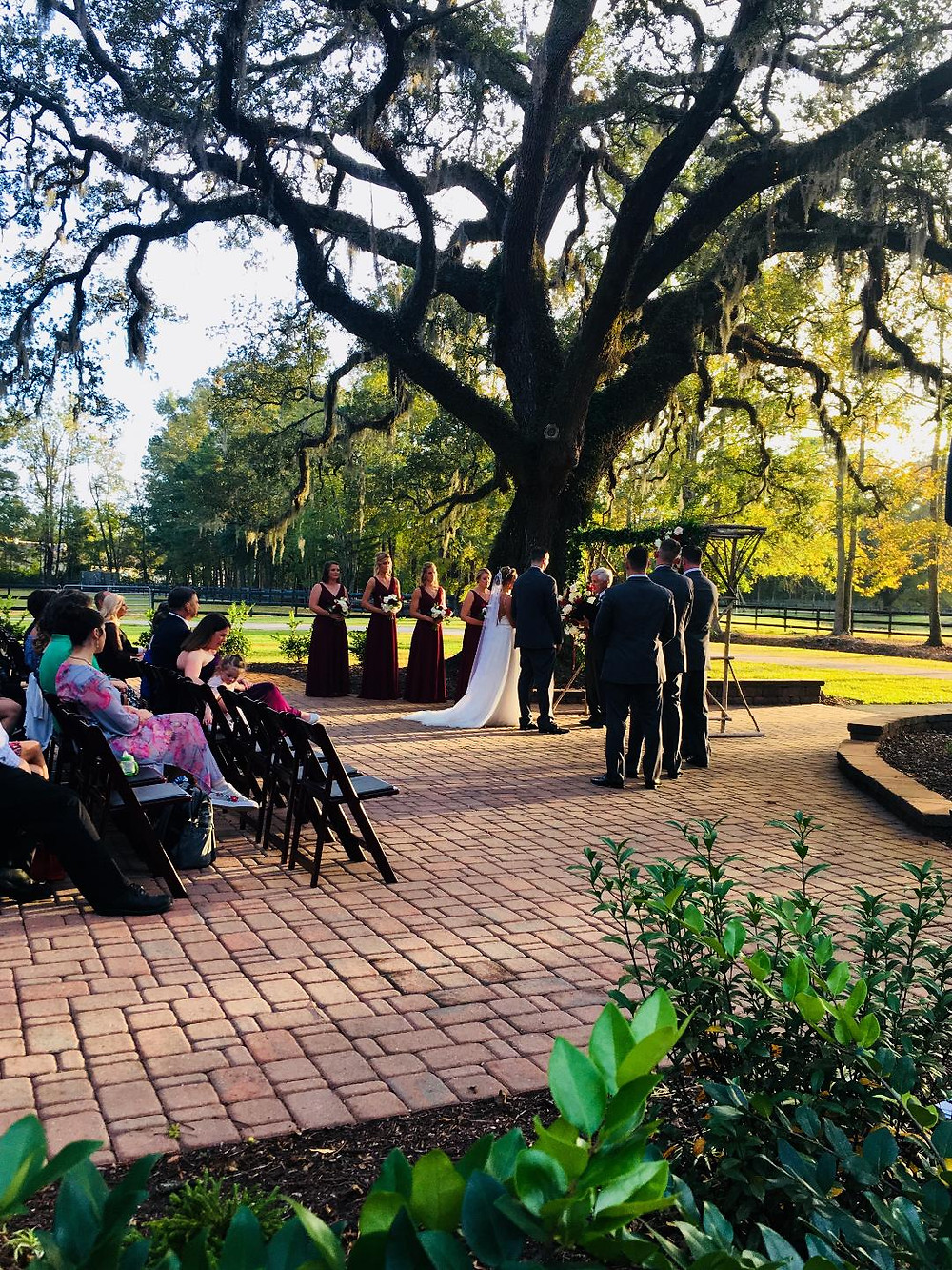 Wedding Ceremony Saying Wedding Vows