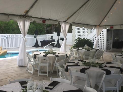 Destination Wedding at the Memory Maker in Ocean Isle Beach, NC