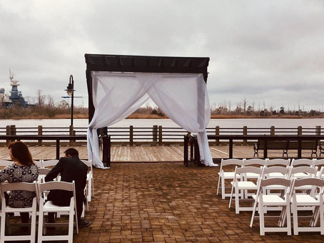 Riverside Brunch Wedding