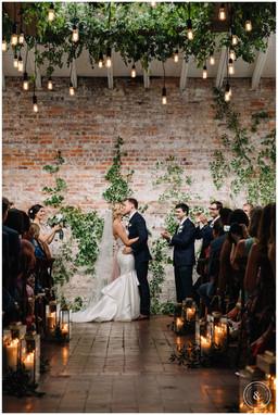 Downtown Wilmington Wedding Ceremony