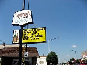 Santori's Liquors (N.P.F. Liquors)
