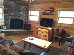 The Peaks Living Room
