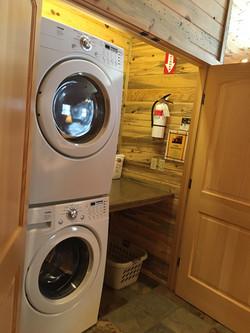 Sundancer Laundry Room