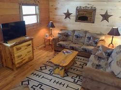 Hitchin' Post Living Room