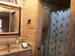 The Peaks Guest Bathroom
