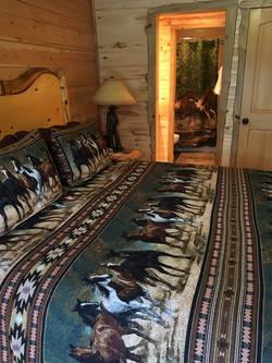 Trails End Master Bedroom