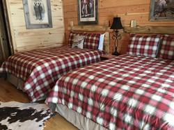 Hitchin Post Guest Bedroom