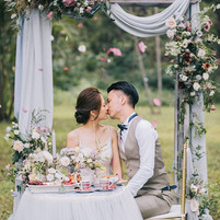 Pre wedding decoration🌿_我們最受歡迎的設計組合🌸_甜