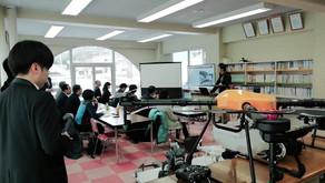 黒石市小中学校教頭会冬季研修会が当スクールで行われました