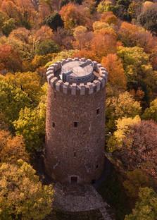 La tour de Lévis - Montréal