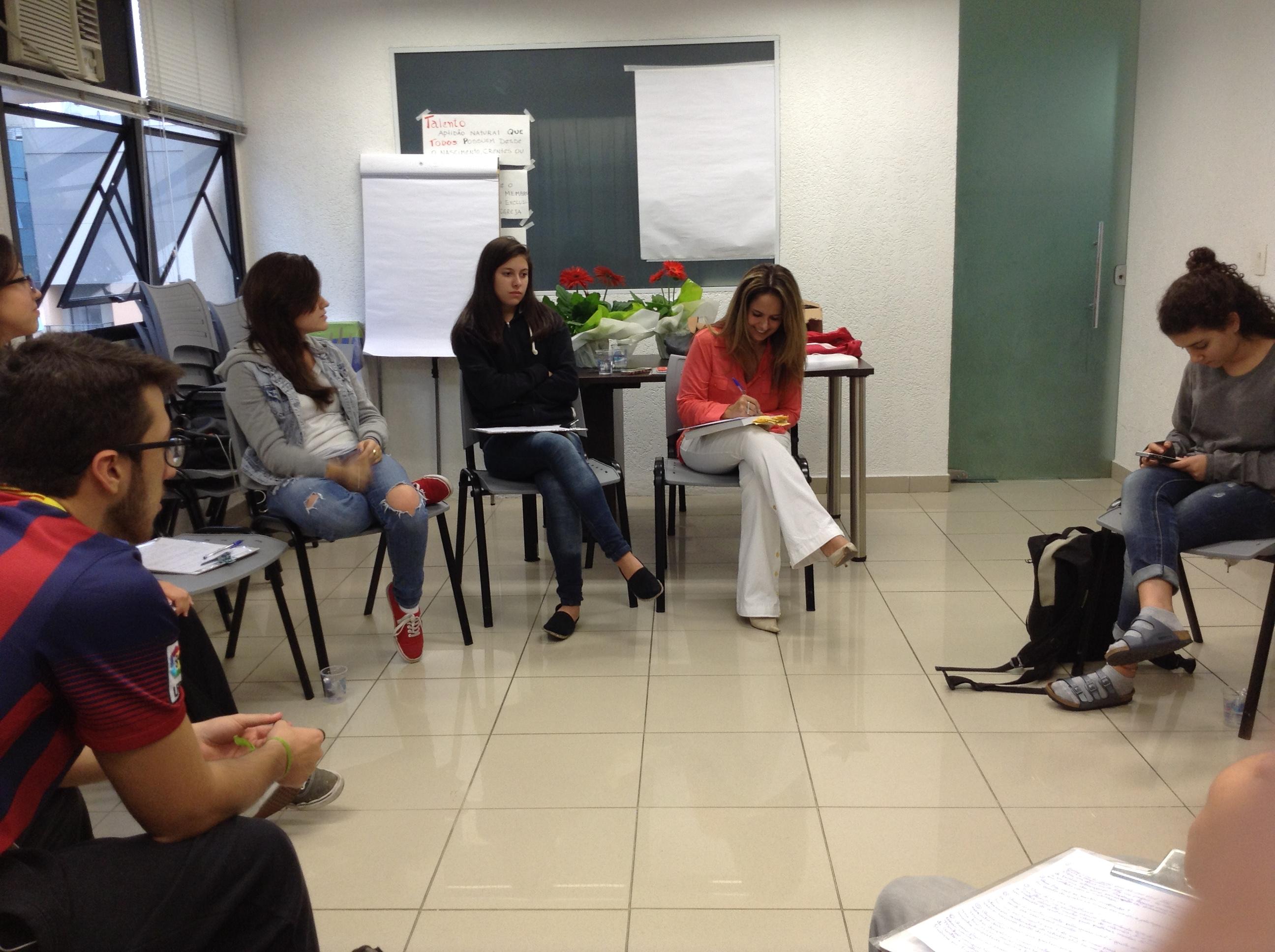 Coaching Vocacional pra Jovens