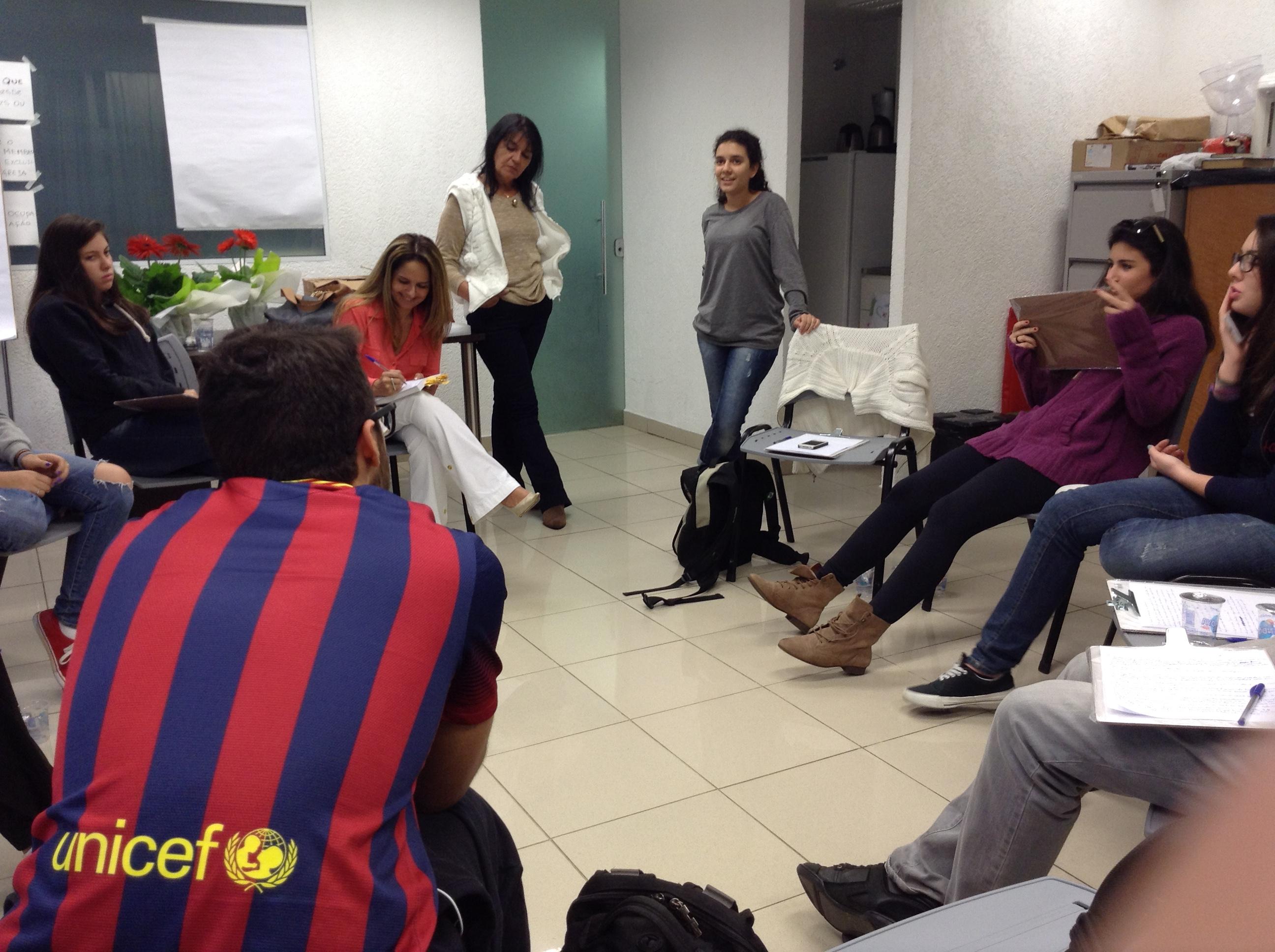 Coaching Vocacional para jovens