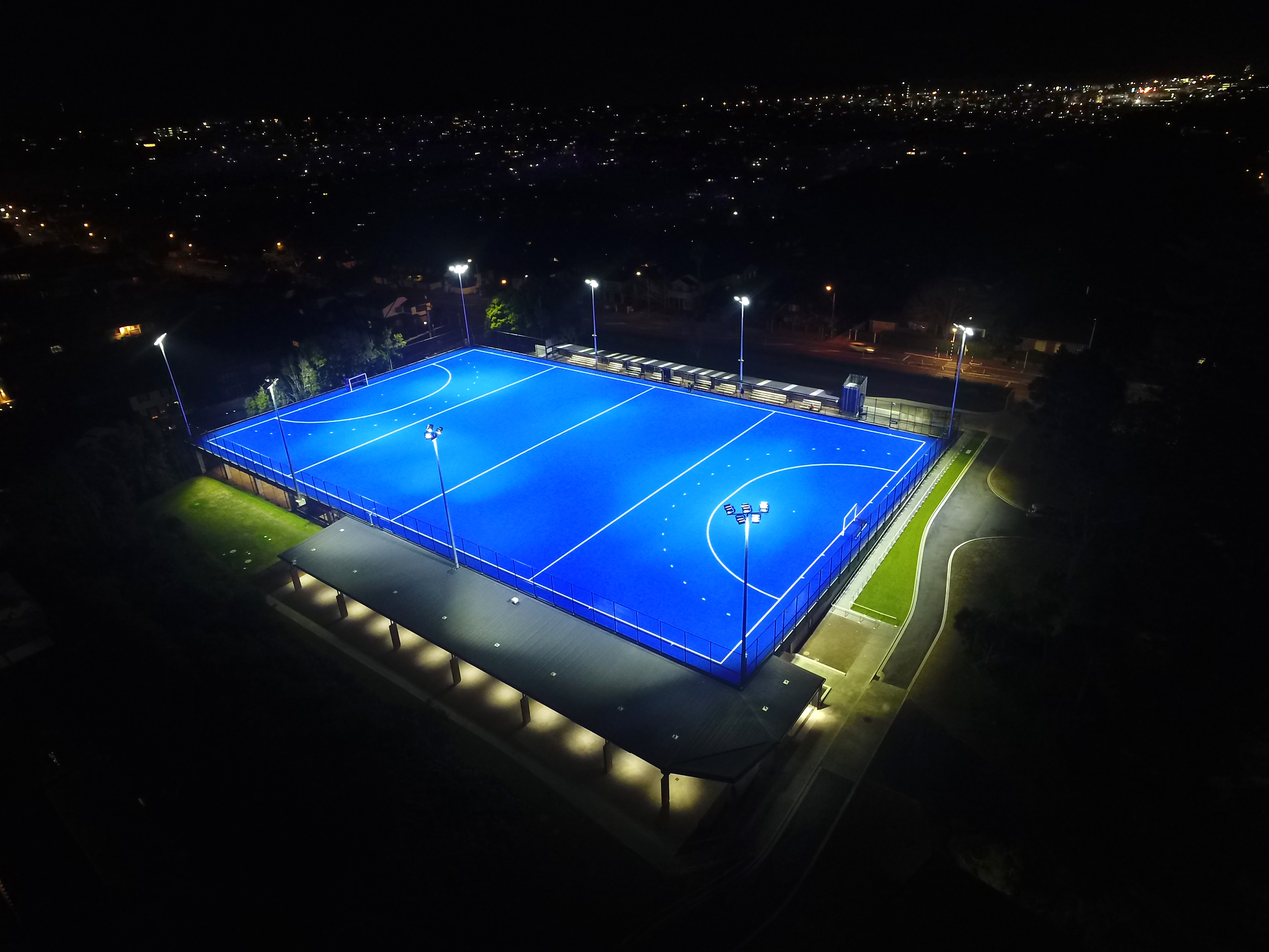 Baradene College ~ Hockey Field & Music