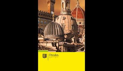 Impressionen von der Vernissage in der Galerie im 2. Stock im Neuen Rathaus Dresden