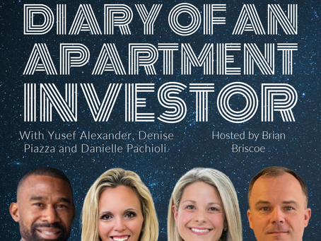 Tertiary Markets and Tokenization with Yusef Alexander, Denise Piazza, and Danielle Pachioli