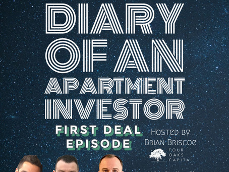 First Deal Episode with Sterling Chapman and Andrew Brough