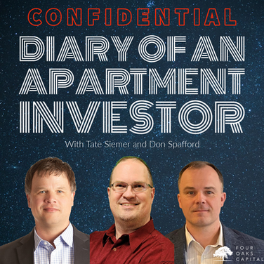 Rules to Analyzing Apartments with Tate Siemer and Don Spafford