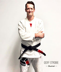 Geoff Strobbe Brazilian Jiu Jitsu Black Belt