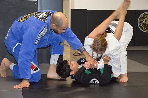 Van Isle BJJ and Martial Arts