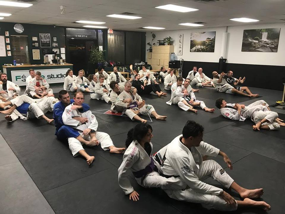 FIerce Studio Jiu Jitsu Academy