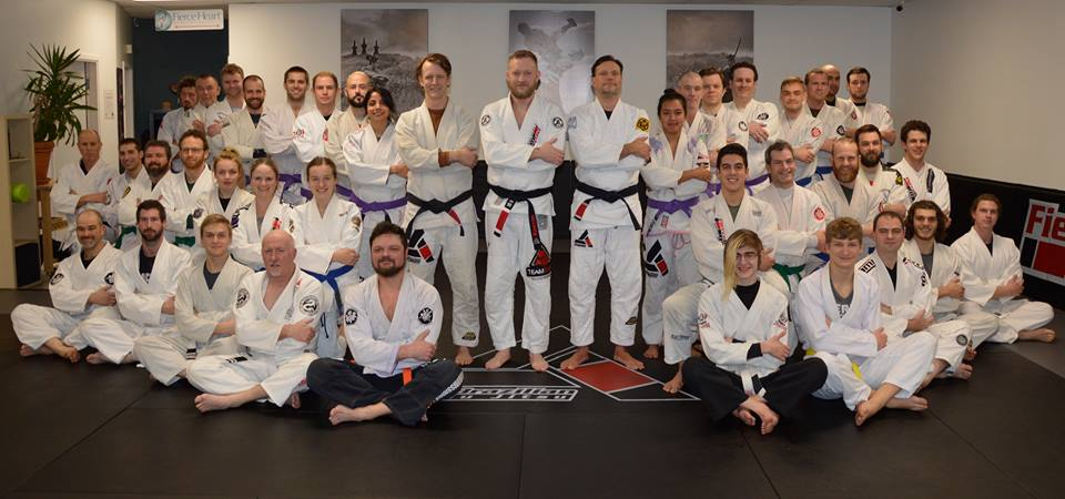 Fierce Jiu Jitsu Team pic 2018