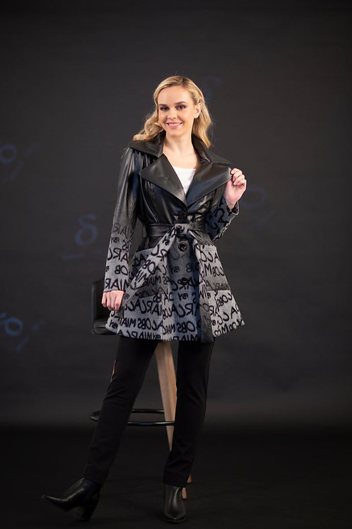 Samuel Dong Designer Coat