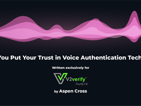 Should You Put Your Trust in Voice Authentication Technology?