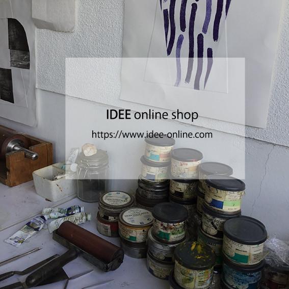 Art work in IDEE online shop